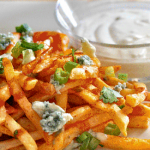 French Fries or Buffalo Fries