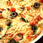 Tuscany Chicken Pasta